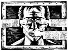 """Konferencja o wolności słowa w Polsce - można posłuchać - Dżoana: """"ZBIERAJĄC KROPELKI NADZIEI"""""""